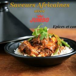 Saveurs Africaines - Epices et Condiments