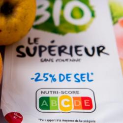 Nutrition - Le Nutri-Score