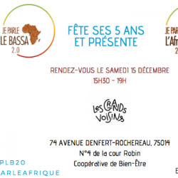 Ambiance Africa - 14/12/18