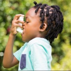 L'asthme chez les enfants