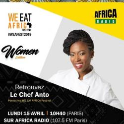 Ambiance Africa - 15/04/2019
