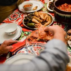 Nutrition et ramadan