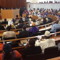 Le dialogue politique au Sénégal