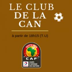 Le club de la CAN - 05/07/2019
