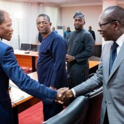 JDA - Bénin : Patrice Talon rencontre les partis politiques