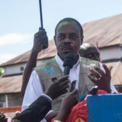 La démission du ministre de la santé en RDC