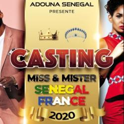 Ambiance Africa  - Miss Sénégal France 2020