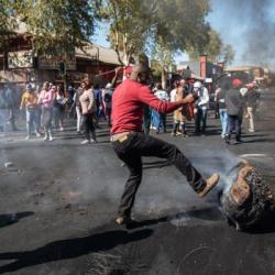 La fièvre xénophobe en Afrique Du Sud