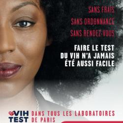 Le dépistage du VIH en laboratoire à Paris et à Nice