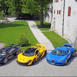 JDA - Les voitures de Teodorin Obiang vendues aux enchères