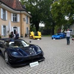 Pourquoi les voitures de Teodorin Obiang ont-elles été vendues aux enchères en Suisse ?