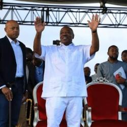 Pourquoi Ali Bongo a-t-il dit 3 fois « Je serai là » ?