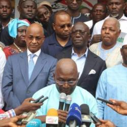 JDA - Manifestations à haut-risques en Guinée
