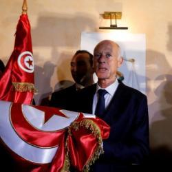 JDA - L'élection de Kais Saied en Tunisie