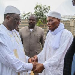 JDA - La réconciliation entre Abdoulaye Wade et Macky Sall au Sénégal