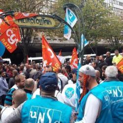 Pourquoidit-on que Paris est lacapitalemondiale de lagrève?