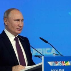 JDA - L'offensive de charme de la Russie en Afrique