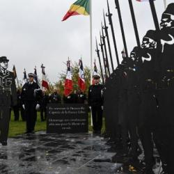 Pourquoi une stèle en hommage aux soldats congolais à Verquin ?