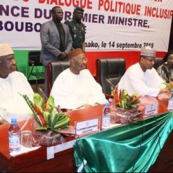 JDA - Le dialogue national inclusif au Mali