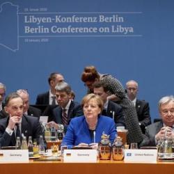 JDA - La Conférence de Berlin sur la Libye