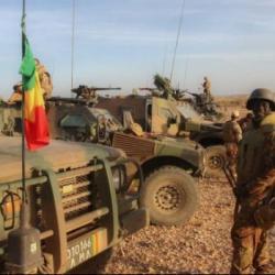 JDA - Le retour de l'armée malienne à Kidal
