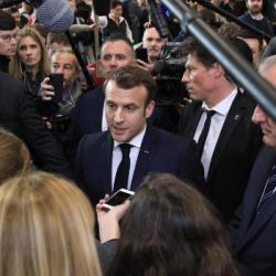 JDA - Des propos d'Emmanuel Macron suscitent la polémique au Cameroun