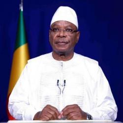 JDA - Appel à la démission d'IBK au Mali