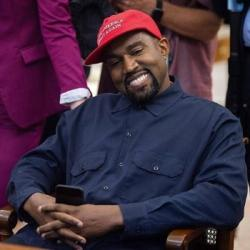 Les théories de Darwin - Kanye West président !