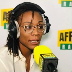 Ambiance Africa - Marjorie Saint-Lot (Uber Côte d'Ivoire)