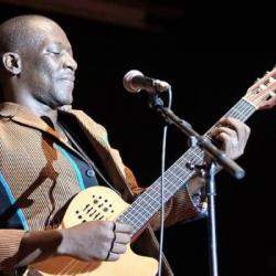 Manu Dibango - La Maraboutique au Burkina Faso au studio NiWaongo