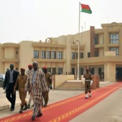 JDA - L'élection présidentielle au Burkina Faso