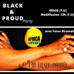 Black & Proud party - La mulâtresse Solitude