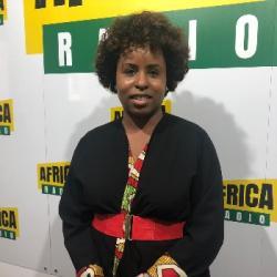 Ambiance Africa - Ebony Magic Girl