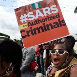 JDA - Le mouvement de contestation au Nigeria
