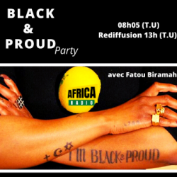 Black and Proud Party - Luc Pinto Barreto