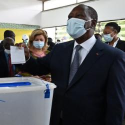 JDA - La réélection d'Alassane Ouattara en Côte d'Ivoire