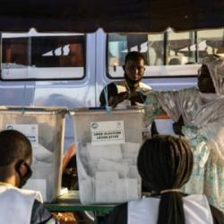 JDA - le premier tour de la présidentielle au Burkina Faso.