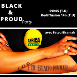 Black and Proud Party - Queen Beyonce