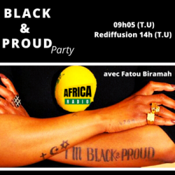 Black and Proud Party - Thione Niang