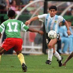 JDA - Réactions et hommages après le décès de Diego Maradona