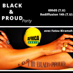 Black and Proud Party - Papa Bouba Diop