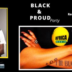 Black and Proud Party - Adeola Ogunmola Sowemimo