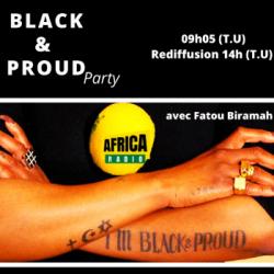Black and Proud Party - Didi-Stone Olomidé