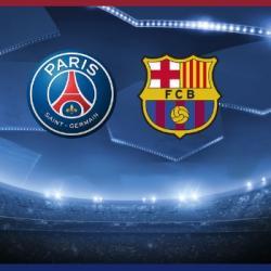 Pourquoi l'affiche du match Barcelone-PSG fait-elle sourire les...