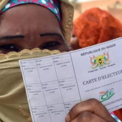 JDA - Election présidentielle et législative au Niger