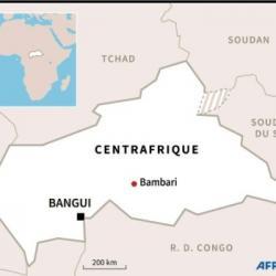 JDA - Bangui attaqué par les rebelles en Centrafrique
