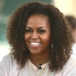 Black & Proud party - Michelle Obama