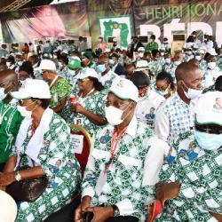 Côte d'Ivoire: L'opposition en rang dispersé aux législatives du 6...