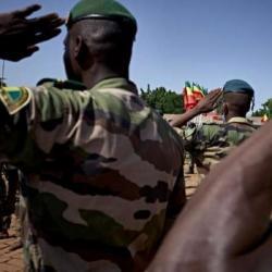 Le 60ème anniversaire des Forces Armées Maliennes