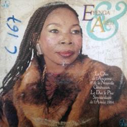 La discothèque de Manu - Lucie Eyenga